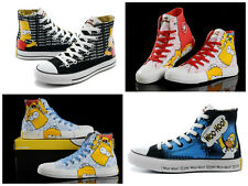 CONVERSE ALL STAR SIMPSONS 4 STYLES TO CHOOSE