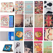 "Cute Flip Leather Case Cover Stand Skin for Samsung Galaxy Tab 4 10.1"" T530 T535"