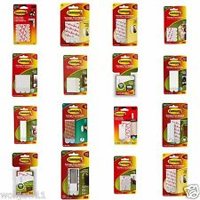 3M COMMAND Picture/Mirror/Poster Hanging Strips-Clips-Hangers&Replacement Strips
