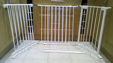 BabyDan BabyDen spare parts replacement add on extension panels playpen white