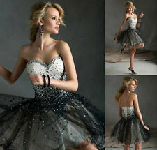 Short Mini Cocktail Dress Party Dresses Evening Formal Bridesmaid Prom Dresses++