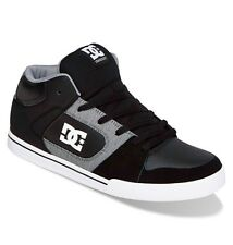 DC SHOES SKATE PATROL II MID   BLACK ARMOR PLAID  MENS UK SIZES 6 - 13  RRP £65