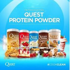 QUEST NUTRITION - Protein Powder 2 Lb Canister - PICK YOUR FLAVOR - NEW!