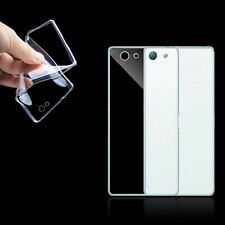 Ultra thin 0.3mm TPU Silicone Gel Clear Cell Case For Sony Xperia Z1 Z2 Z3 C3 M2