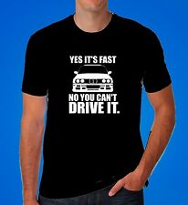 BMW E30 M3 325i 320i retro classic inspired drift dad T Shirt different colours
