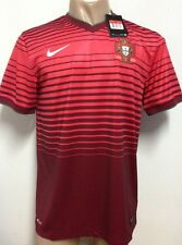 NEW!!! WORLD CUP 2014 ORIGINAL PORTUGAL HOME SOCCER JERSEY