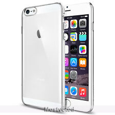 """iPhone 6S, 6 (4.7"""") & 6 Plus Case for Apple - Crystal Clear Hard Cover"""