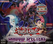 YuGiOh Shadow Specters SHSP Common 1st Edition Choose from list