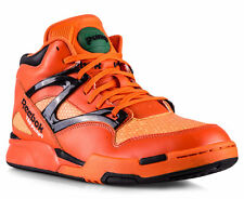 Mens Reebok Pump Omni Lite Basketball Sneaker New, V60289 Orange Halloween