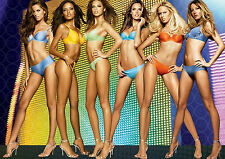 Huge Victoria Secret Models Poster - A2 - A4 sizes available