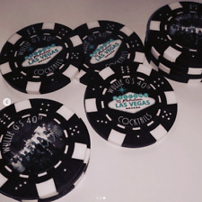 Personalised Poker / Casino Chip - save the date