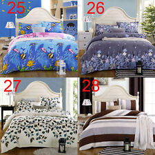 cosiness warmth Bedding Set Twin Full/Cover&Pillow Case&Bedspread Duvet Bed Sets
