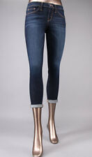 Flying Monkey Cropped Skinny Jeans