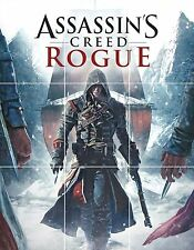ASSASSIN'S CREED ROGUES ASSASSINS GAME HUGE MOSAIC POSTER 35 INCH x 25 INCH