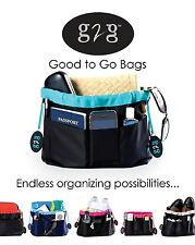 G2G Bag Organizer Insert Reversible Utility Tote for Purse or Sports