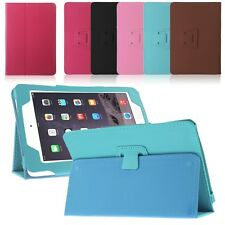 """Universal Flip Floding Leather Stand Case Cover for All 7"""" 8"""" 9"""" 9.7"""" 10"""" Tablet"""
