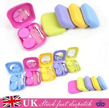 Mini Contact Lens Travel Kit Case Pocket Size Storage Holder Container