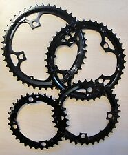 32T 36T 42T 44T BCD:104 front Chainring for MTB, Comfort Bike 7, 8 speeds black