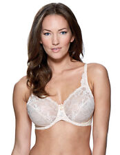 Charnos Rosalind Brulee Floral Lace Full Cup Bra 116501