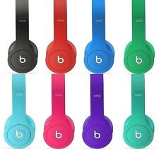 Beats Solo HD By Dr. Dre Beats Solo HD On-Ear Headphones drenched in color matte