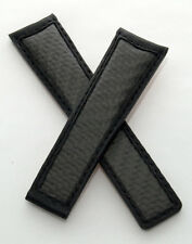 Leather & carbon fiber watch band for Grand Carrera models with FC5037/9 clasps
