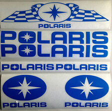 POLARIS Decal Sticker Graphic Kit, Rush, Pro-R, 600, 800 Many colours available.