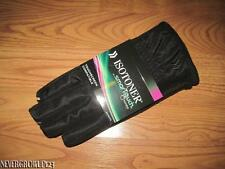WOMENS~LADIES ISOTONER SMARTOUCH GLOVES~XS/S~M/L~BLACK~NWT