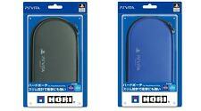 New PS Vita Hard Pouch Case Cover PlayStation for PCH-1000, 2000 2 colors Japan
