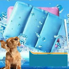 Pet Cat Dog Multi-function Summer Cooling Bed Pad Ice Cool Cushion Mat BQCW0031