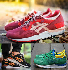 New Asics-Gel-Lyte III Mens Womens Suede Running Shoes