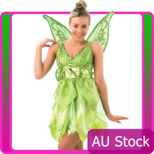 Rubies Ladies Disney Tinker bell TINKERBELL Costume Fairy Fancy Dress WINGS