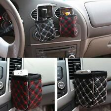 Auto Car Air Vent Outlet Phone Pocket Storage Box #G Organizer Bag Holder Pouch