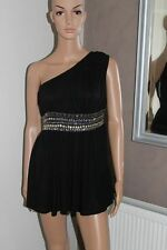Tunic Top by South in Black, Cream and Taupe size 14 20 (BNWT) BARGAIN AT £7.99!