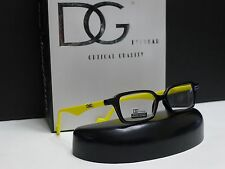 DG Two Tone Fashion Designer Reading Glasses Pick Your Color & Strength DG2040