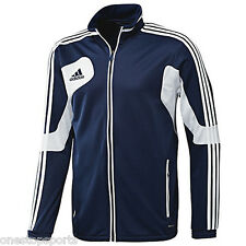 adidas boys navy Condivo 12 football training jacket. Warm up top. 9-16 years