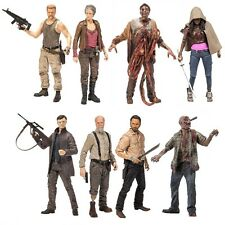 McFarlane Toys,The Walking Dead - Rick Grimes, Hershel Green, Governor, Michonne