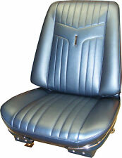 1969 GTO LeMans Front Bucket Seat Upholstery Covers, PUI