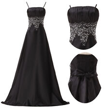 PLUS SIZE+ Mother of the Bride 50's Long Wedding Prom Pinup Evening Gown Dresses