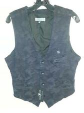 NWT MARC ECKO CUT SEW MENS CAMO CAMOUFLAGE 4 BUTTON VEST DRESS CASUAL PICK SIZE