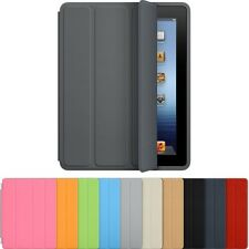 Magnetic Front Leather Wake/Sleep Smart Cover Stand Case for Apple iPad 2/3/4 US