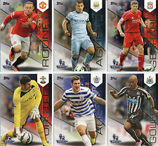 TOPPS PREMIER GOLD 2014 FOOTBALL CARDS 61 - 120 BRAND NEW STRAIGHT FROM PACKS
