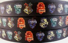 7/8'' (22mm) Harry Potter printed grosgrain ribbon hair bow diy gifts sewing