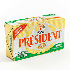 Beurre President - First Quality Bar (7 ounce)