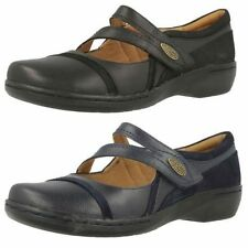 LADIES  CASUAL SHOES(CLARKS EVIANNA CROWN)