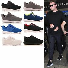 MENS RUNNING TRAINERS CASUAL GYM FITNESS FASHION SPORTS LACE UP SHOES SIZE