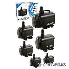 AquaVita 100-1056 GPH Submersible Water Pump Hydroponics Aeroponics Aquaponics