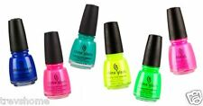 China Glaze Nail Lacquer with Hardeners Professional Nail Polish