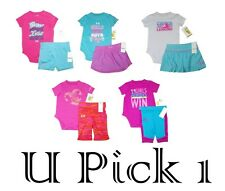 Under Armour Shirt Shorts 2 pc Outfit Set Girls Bodysuit Skirt Athletic Top UA