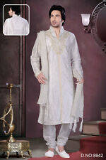 Indian Kurta Payjama Designer Sherwani Dresses From India