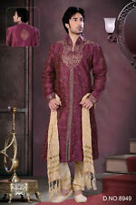 Indian Wedding Wear Kurta Payjama Traditional Dress India